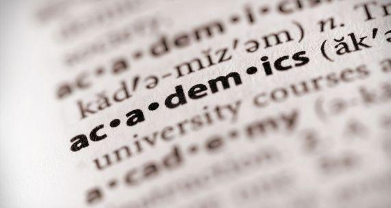 Academics...