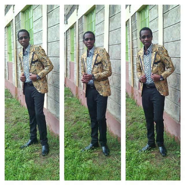 Davies Kinanga aka @TopBlogger_KE