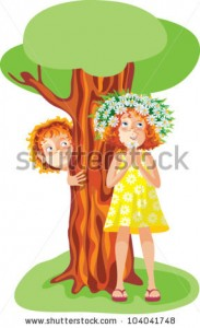 stock-vector-a-romantic-date-under-the-tree-104041748
