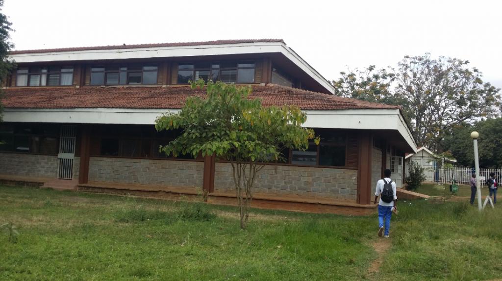 Kenyatta University LR classes