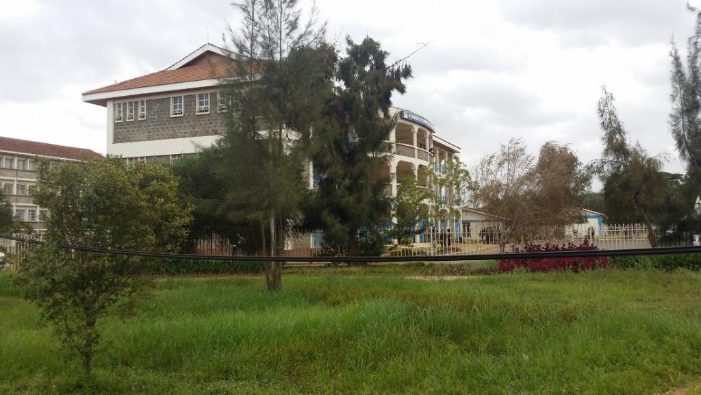 Kenyatta University computer center