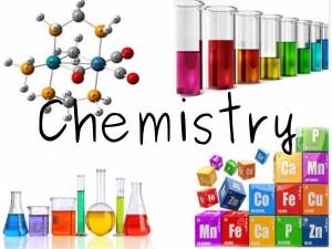 Chemistry, orgasmic Chemistry.