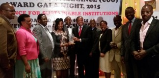 Congratulations to our VC, Prof. Olive Mugenda bags the CHAMPIONS OF GOVERNANCE CEO of the year award