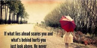 What lies ahead?