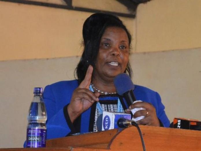 Olive Mugenda losses bid to block her departure from Kenyatta University