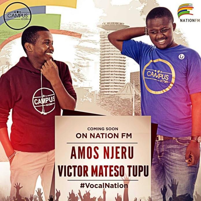 #CampusIconOnNationFM does.EPIC Tonight 8-11pm #VocalNation on @NationFMKe with @amos_njeru & @victormatara
