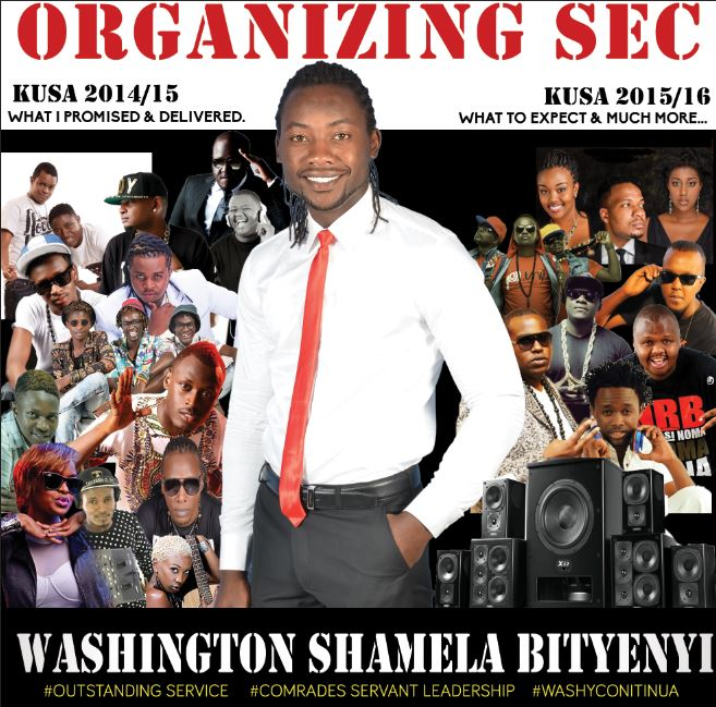 KUSA Organizing Sec Washington Shamela Events