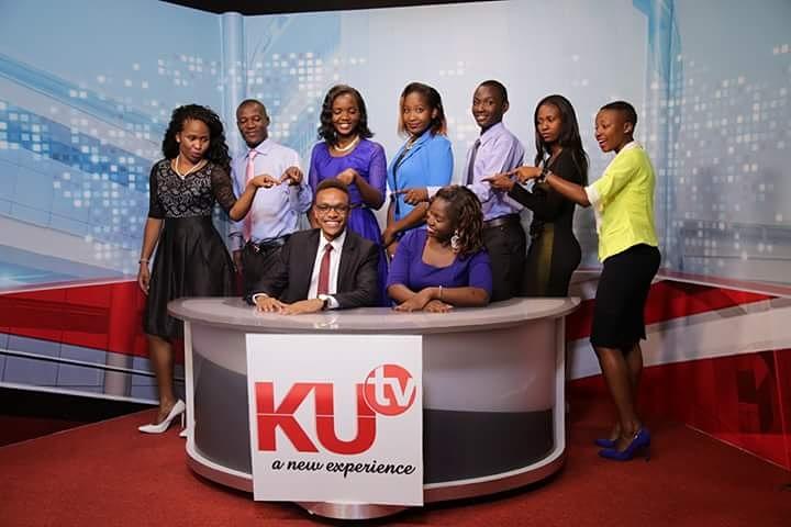 KUTV's Jesse Rogers n News Crew