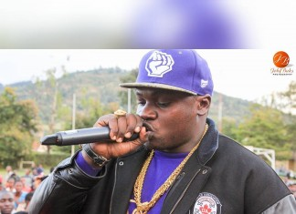 Khaligraph Jones in Nigeria Why Khaligraph Jones Will Be The Talk Of The Town In Nigeria This Friday…