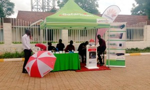 #KUSafaricomBroadbandWeek is Here! Get Your 4G Enabled Sim Card Today!