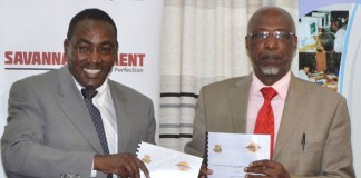 Kenyatta University to Partner With Savannah Cement