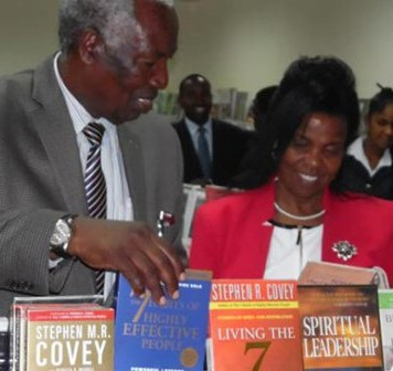 Kenyatta University Bookshop Official Opening