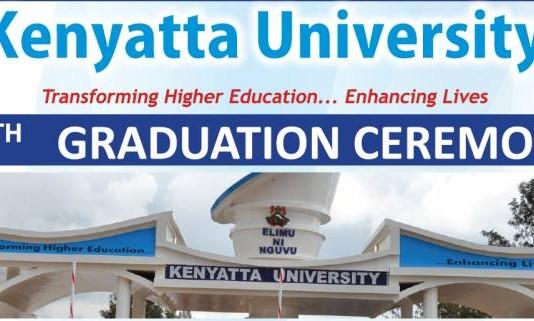 kenyatta university 40th graduation provisional list