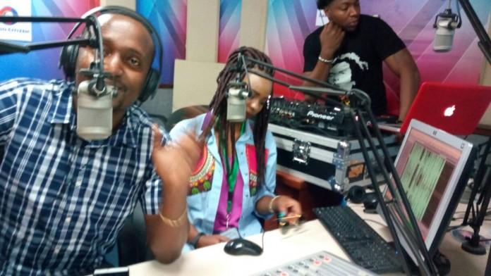 Miss Goretti Mirera on Mambo Mseto