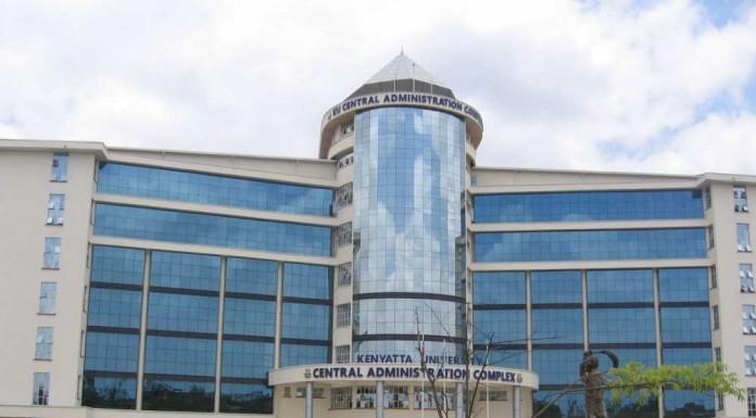 Kenyatta_University_Centra_Administration_Complex