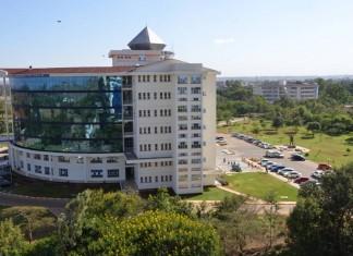Tales From Kenyatta University: Visit KU Old Admin