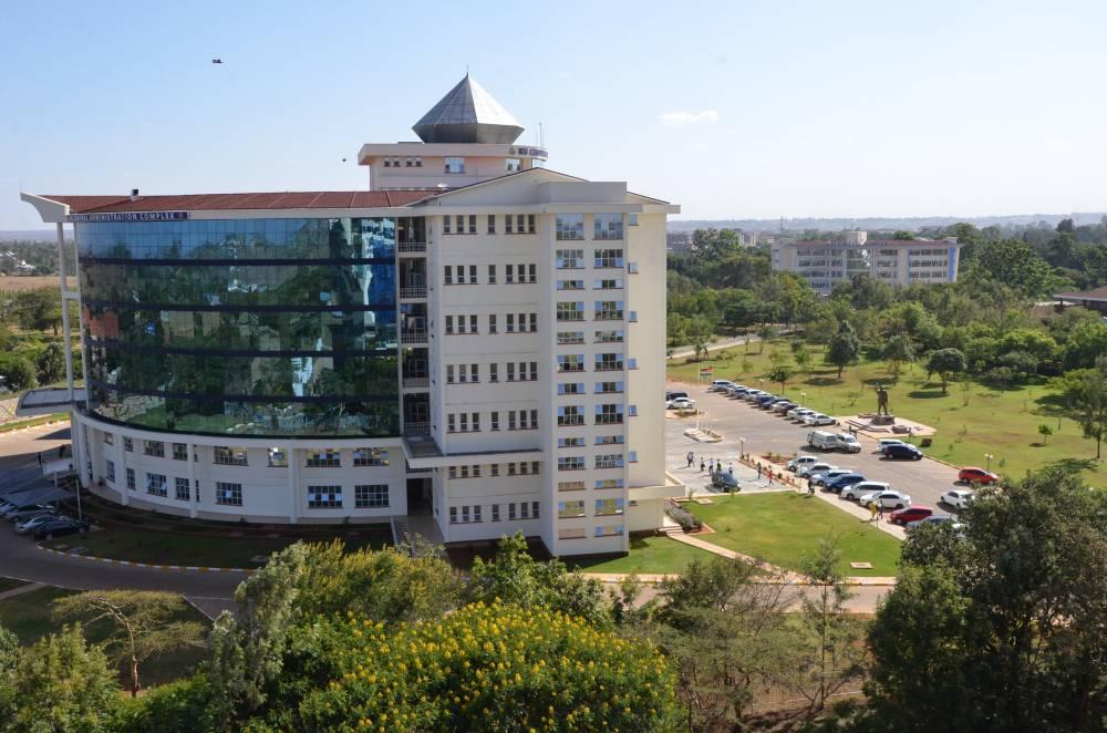 Tales From Kenyatta University Visit Ku Old Admin K U