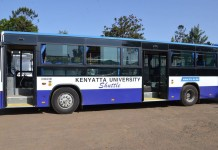 Kenyatta University Shuttle Bus