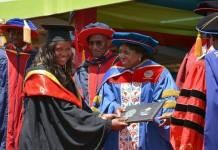 Kenyatta University 41st Graduation Ceremony