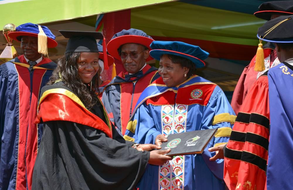 Kenyatta university graduation list