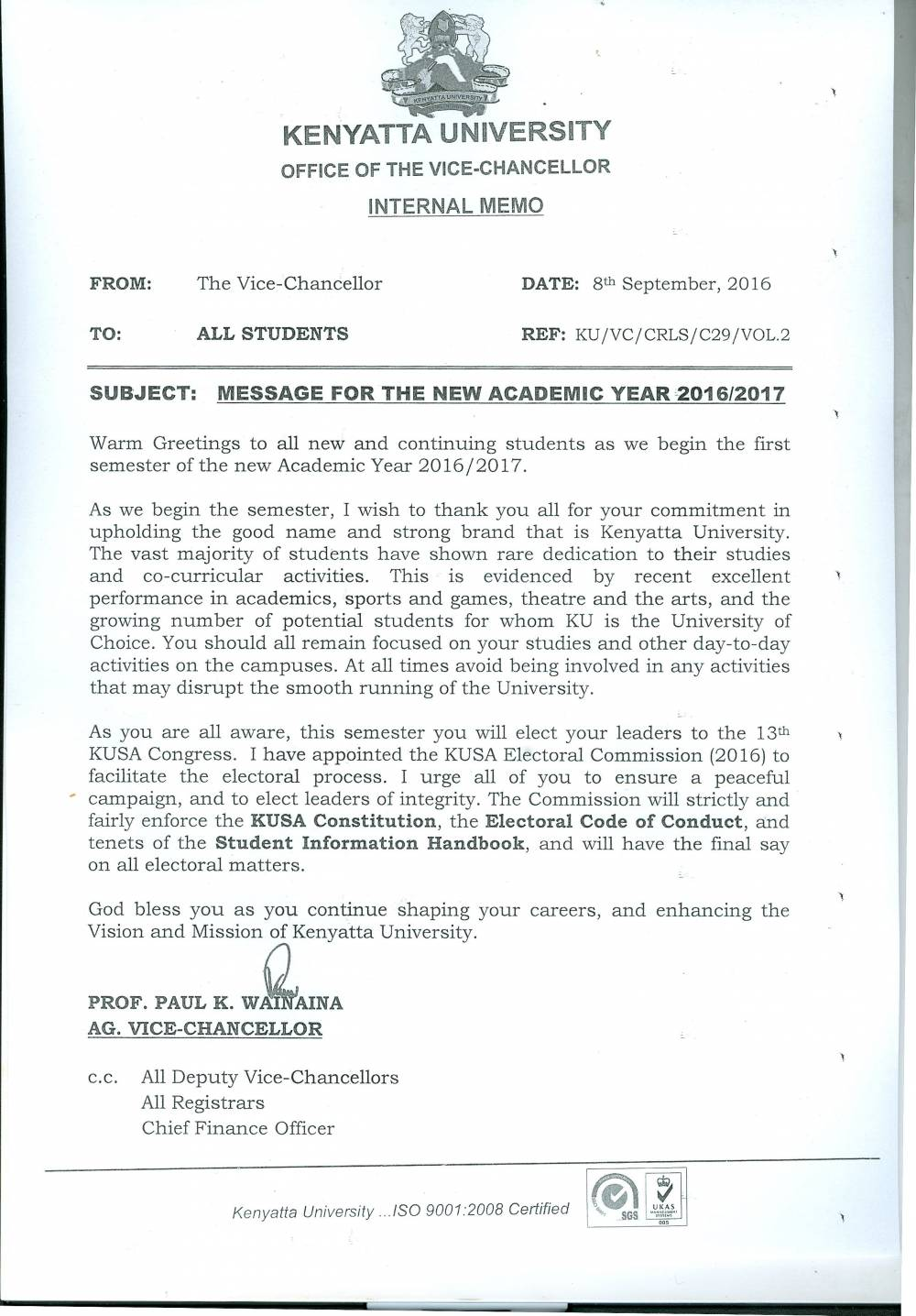 Kenyatta_University_Circular