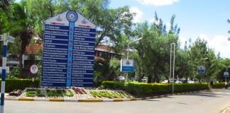 Tales From Kenyatta University: Visit KU Old Admin 2