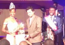 Miss KU Gorreti Mirera Wins Miss University 2016.