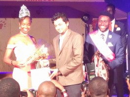 Miss KU Gorreti Mirera Wins Miss University 2016.