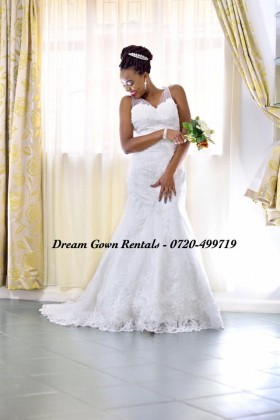 Miss University Kenya Dream Gown Rentals - Bridal Boutique