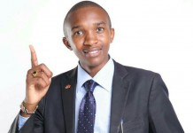 Morara Kebaso Morara LL.B, CFA (1) Kenyatta University School Of Law Former Opposition Leader For Kenyatta University Students Assosiation (KUSA)