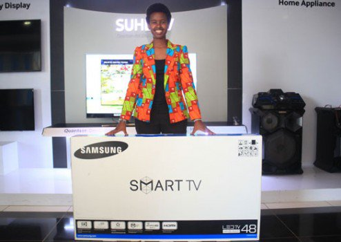 Varsity Student Wins Samsung Social Media Competition