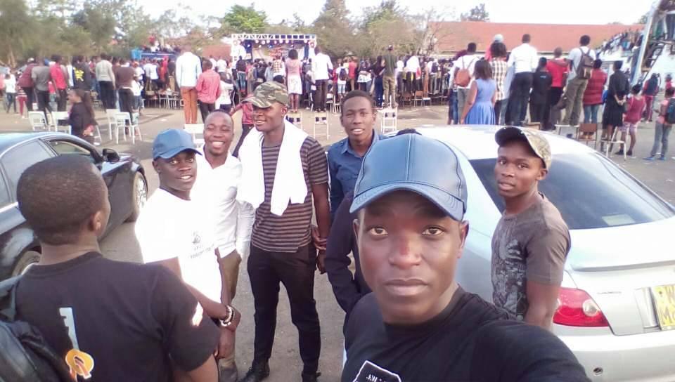 Otok Wa Amolo Kenyatta University Campus Tour