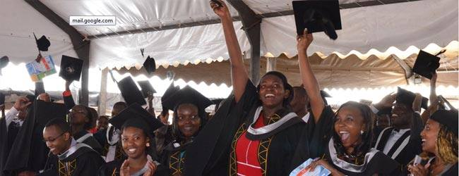 Kenyatta Uni. 41st December Graduation Ceremony Date 2016 Set!
