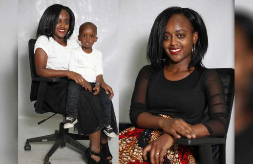 How Ivy Waweru is able to punch above her seemingly