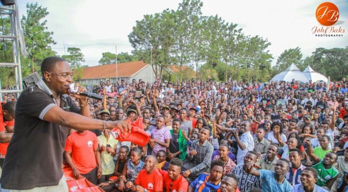 Fundi Frank Kenyataa University Mseto Campus Tour