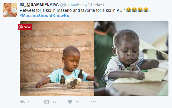 So Who Won? Hilarious #masenoshouldknowku and #SomeoneTellKU Tweets!
