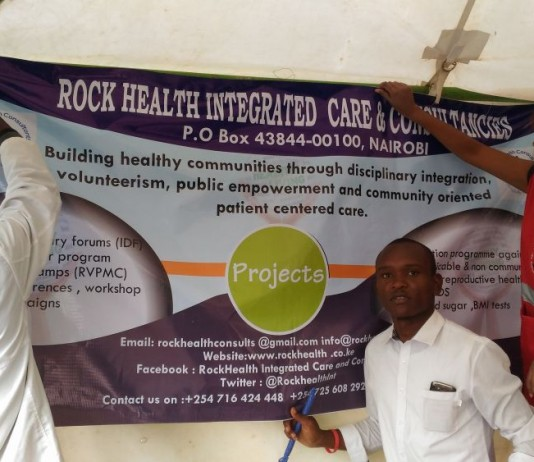 Rock Health Integrated Care and Consultancy at Kenyatta University