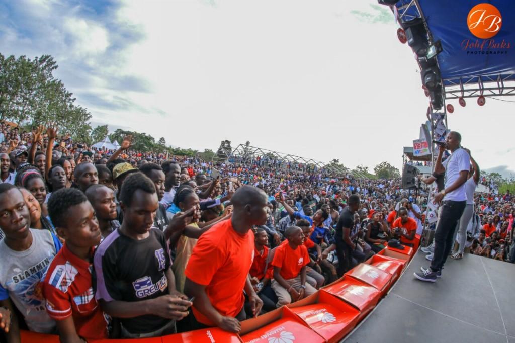 How Mseto Campus Tour Kenyatta University Went Down [PHOTOS]