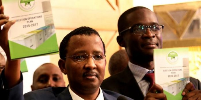 Vincent Opar Among 13 Shortlisted for IEBC Chairman's Post