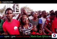 Frasha Perfoming On Mseto Campus Tour (Kenyatta University)