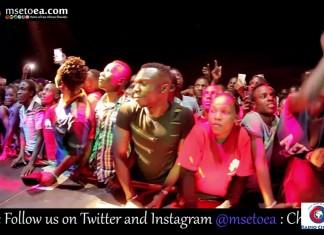 Willy Paul Perfoming Live On Mseto Campus Tour (Kenyatta University)