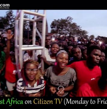 Sosuun Performing On Mseto Campus Tour (Kenyatta University)