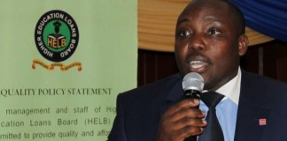 Charles Ringear HELB CEO HELB loan disbursement for second subsequent and first time applicants, 2017 Update