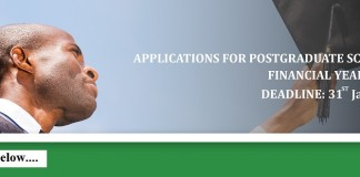 HELB Applications For Postgraduate Scholarships 2016-2017