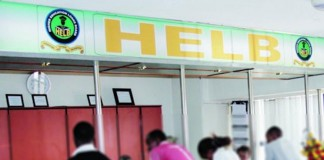 Submission of National Identity Card Numbers for Processing Of HELB Loans