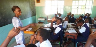 KU Students Who Have Registered For May - August 2017 Teaching Practice