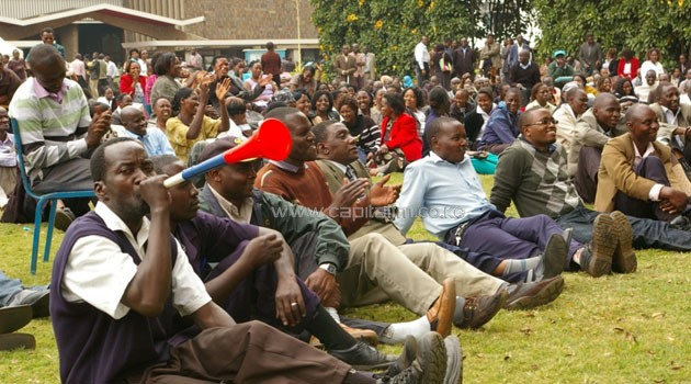 Lecturers Offered Sh10 Billion To End Three - Week Strike