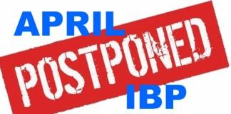 KU IBP Students April 2017 Reporting Dates Postponed