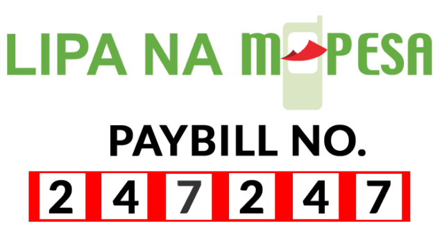 Deposit Money into Equity Bank Account via M-PESA PayBill Number 247247