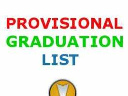 Kenyatta Uni 42nd Graduation List August 2017